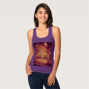Haunting Autumn Tank Top