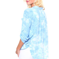 To Do or Tie Dye Blouse
