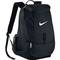 NIKE CLUB TEAM SWOOSH BOOKBAG BAG BLACK  * BA5190-010 *