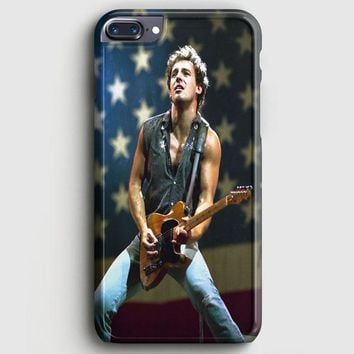 Bruce Springsteen Born To Run Quote iPhone 7 Plus Case