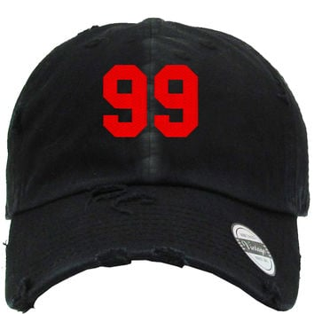 99 Distressed Baseball