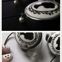 Vintage inspired headphones by ketchupize