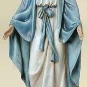 Religious Statue - Our Lady Of Grace