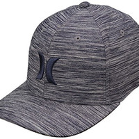 Hurley One and Textures Hat - Obsidian Heather - L/XL