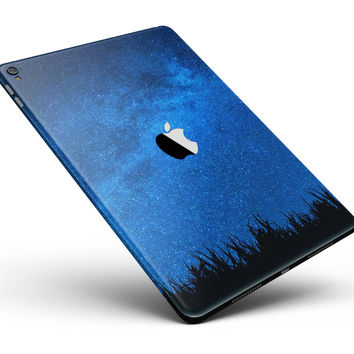 """Silhouette Night Sky Full Body Skin for the iPad Pro (12.9"""" or 9.7"""" available)"""