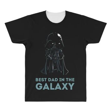 best dad in the galaxy All Over Men's T-shirt