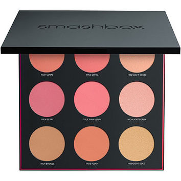 Light It Up L.A. Lights Palette: Contour. Blush. Highlight