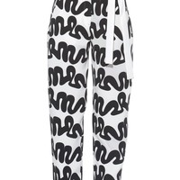 Ola squiggle-print trousers | Issa | MATCHESFASHION.COM US