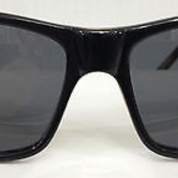 NEW AUTHENTIC POLAROID SETH PDP9222 COL BlACK PLASTIC POLARIZED SUNGLASSES FRAME