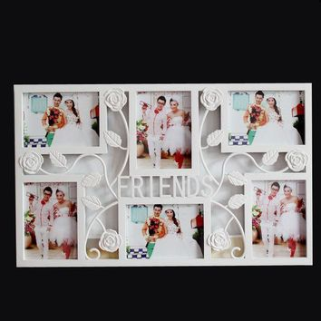 ac ICIK83Q Plastic Photo Frame Innovative Children Wedding Dress [10598556108]
