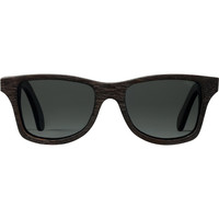Dark Walnut Grey Polarized Canby Sunglasses