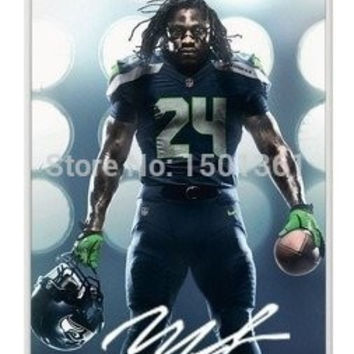 Marshawn Lynch case for Samsung Galaxy s2 s3 s4 s5 mini s6 s7 edge plus A3 A5 A7 J3 J5 J7 Note 2 3 4 5 iPhone 4s 5s 5c 6 6s plus