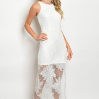 114-3-4-D15698 OFF WHITE DRESS 2-2-2