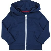 Clothing at Tesco | F&F Zip through hoody > jumpers > Younger boys (1-7years) >