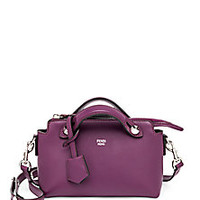Fendi - By The Way Mini Leather Satchel - Saks Fifth Avenue Mobile