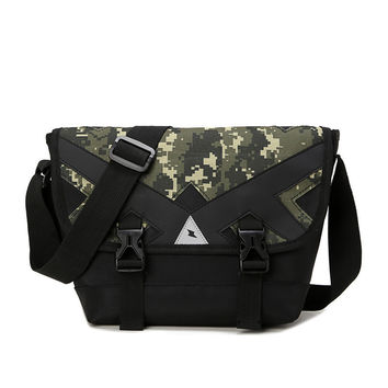 Casual One Shoulder Bags Korean Messenger Bags [4915437060]