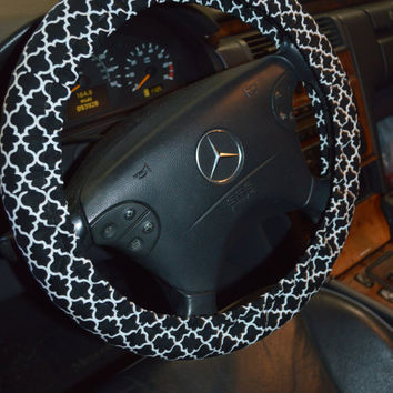 Steering Wheel Cover-Wheel Cover-Car Decor-Cute Car Accessories-Car Accessories-Cute Car Decor-CHOOSE YOUR FABRIC!!