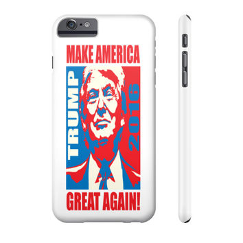 Trump Cell Phone Case