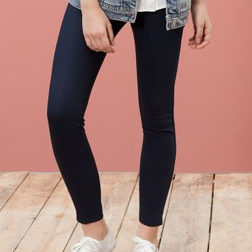 Cigarette fit trousers - TROUSERS - WOMAN | Stradivarius United Kingdom