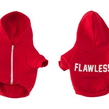 FLAWLESS [DOG SWEATSHIRT]