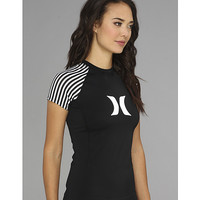 Hurley Surfside Stripe Rashguard