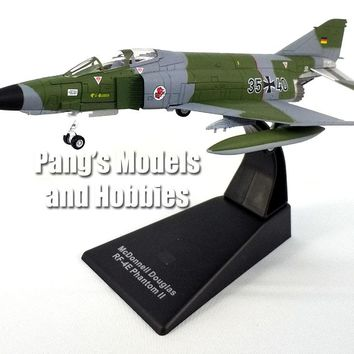 McDonnell Douglas RF-4E (F-4) Phantom II German AF - 1/100 Scale Diecast Model by Atlas