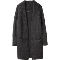 Y's Long Cowichan Cardigan