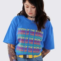 Citizen Of The World Tee