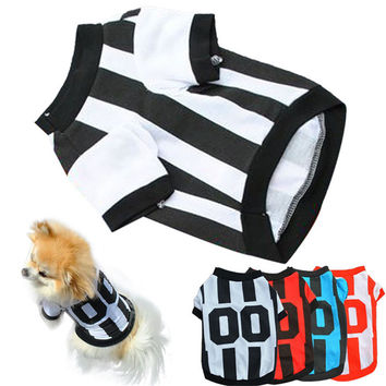 Dog Sport Shirt Referee