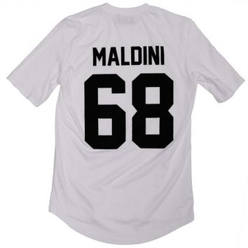 Maldini 68 Legends Shirt White - BALR.
