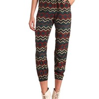 CHEVRON TRIBAL SOFT PANT