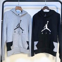 Nike Jordan Fashion Print Sport Casual Pullover Hoodie Top Sweater I-A-XYCL