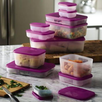 Tupperware | Freezer Mates(r) 12-Pc. Complete Set