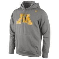 Nike Minnesota Golden Gophers Warp Speed Therma-FIT Performance Hoodie