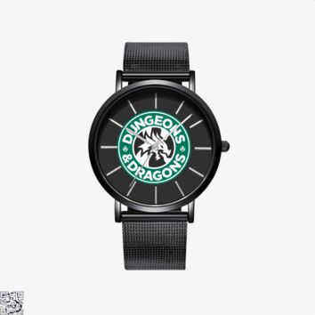 Starbucks Parody Mashup, Dragon And Dungeon Watch