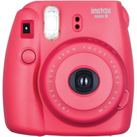 Fujifilm Instax Mini 8 Instant Camera (raspberry)