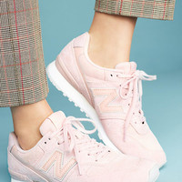 New Balance 696 Suede Sneakers