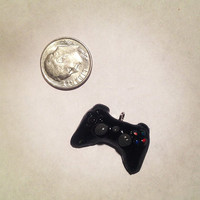 Playstation 3 Controller Polymer Clay Charm