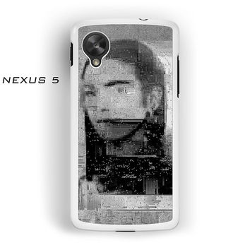 Sad girls on the painting for Nexus 4/Nexus 5 phonecases