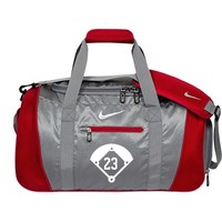 Softball Nike Gear Duffel Bag at Customized Girl