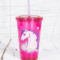 Unicorn Sipper Cup - Urban Outfitters