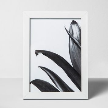 Thin Single Image Frame White - Made By Design™
