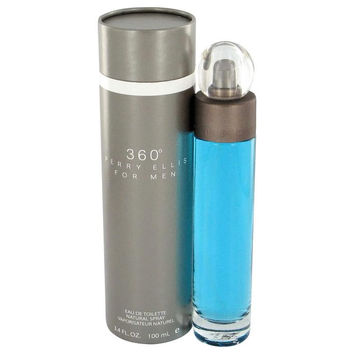 Gift Set -- 3.4 oz Eau De Toilette Spray + 2.75 oz Alcohol Free Deodorant Stick + 1.7 oz Shower Gel + .25 oz Mini EDT Spray