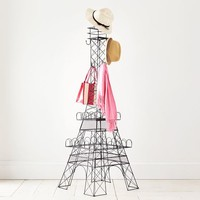 Eiffel Tower Hat + Scarf Storage