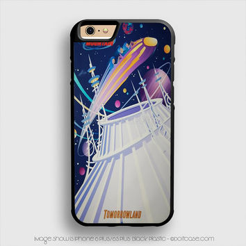 Space Mountain disney tomorrowland iPhone 6 Plus Case iPhone 6S+ Cases