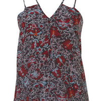 Hidden Bird Strappy Cami by Boutique - New In This Week  - New In