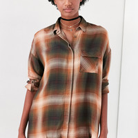 BDG Shannen Plaid Button-Down Shirt | Urban Outfitters
