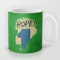 Hope!! (time machine, Dragon ball z ) Mug by TxzDesign