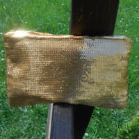 Gold Sequin Clutch, Vanity Cases, Toiletry Bag, Gold Bag, Evening Bag, Bright Sequin Bags