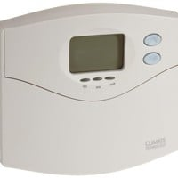 Supco 43168 Programmable Multi Stage Heat Pump Thermostat, 45 to 95 Degree F, 20-30 VAC
